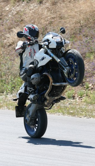 BMW HP2 Megamoto