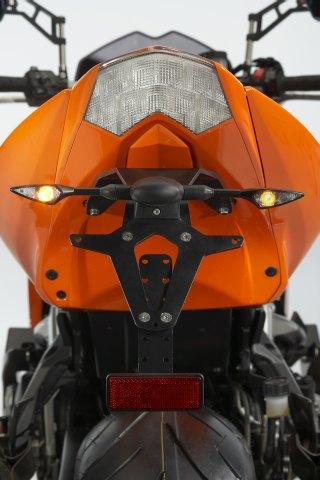 Kawasaki Z 1000 Heck