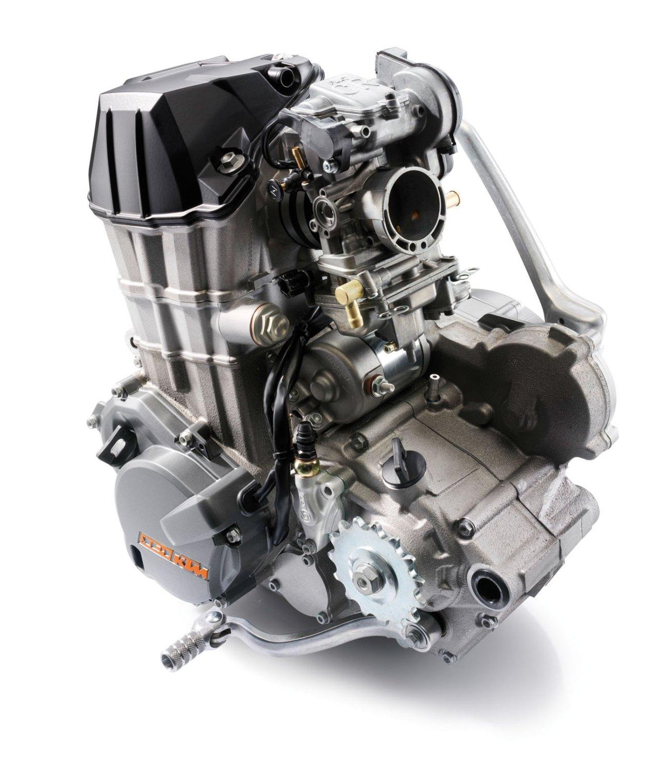 Ktm Motor Haltbarkeit