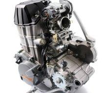 KTM EXC-R Motor 2008