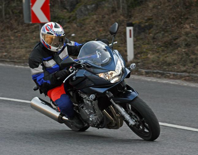 Bandit Gsfs From Suzuki