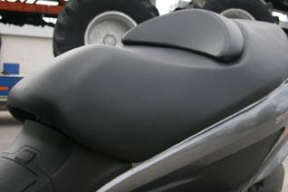 Suzuki Burgman 125 Sitzbank