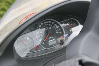 Suzuki Burgman 125 Tachometer