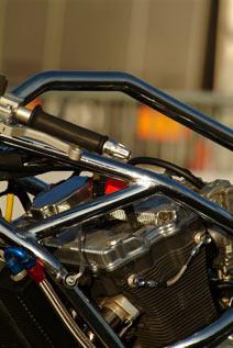 KMP Suzuki GSX-R