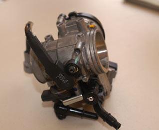 Suzuki RM-Z 450 Vergaser