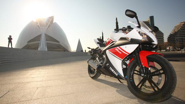 Yamaha YZF-R125 Valencia