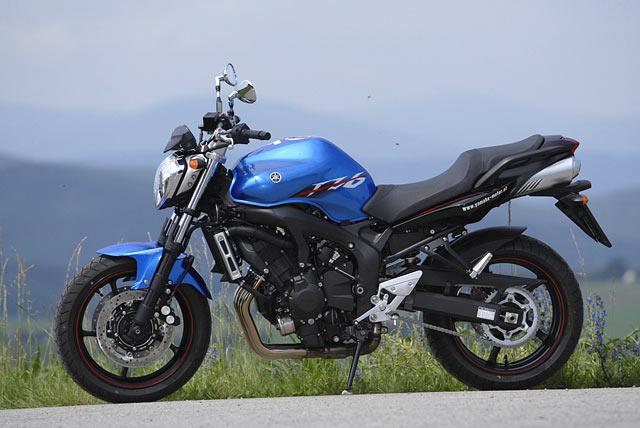 Yamaha Fz Fazer S Abs
