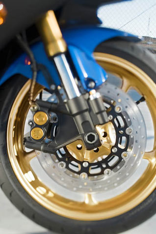 Yamaha YZF-R6 2008 Bremse