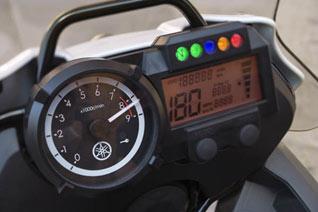 Yamaha Xtx Top Speed