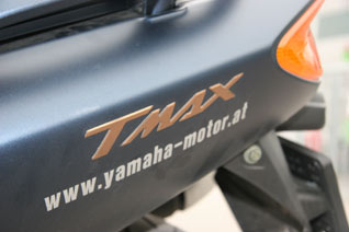 Yamaha Nightmax Heck