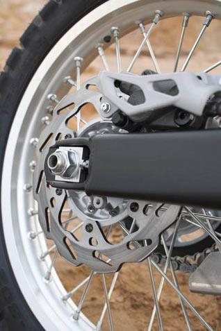 Yamaha WR250R Schwinge