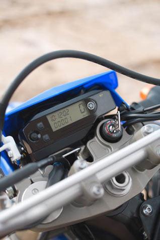 Yamaha WR250R Tachoeinheit