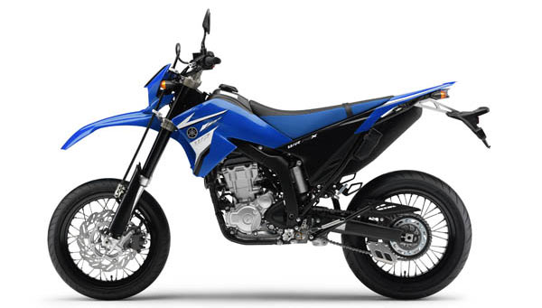 Yamaha WR250X Farbe Blau