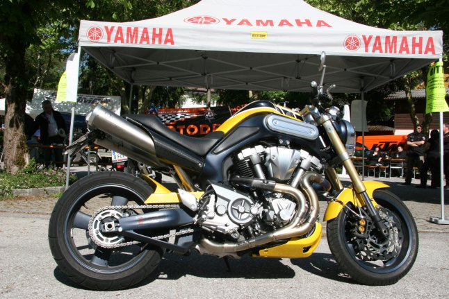 Yamaha Bolt Hp